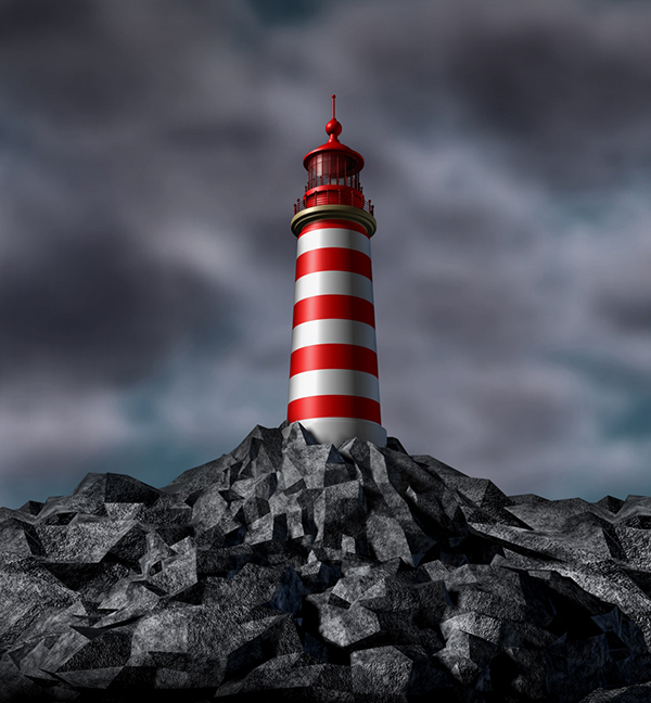Lighthouse-with-dark-storm-clouds